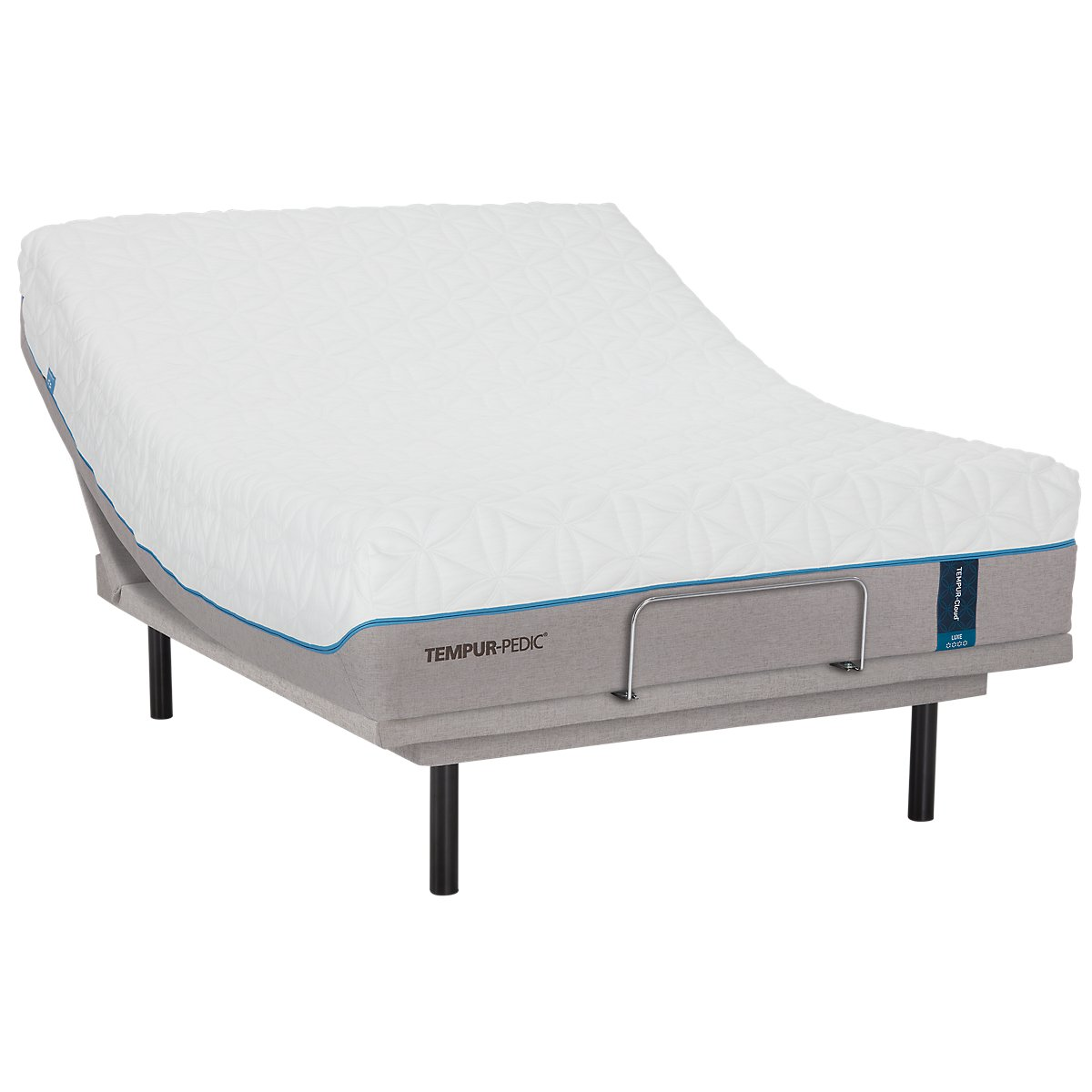 TEMPUR-Cloud® Luxe TEMPUR-Ergo™ Plus Adjustable Mattress Set