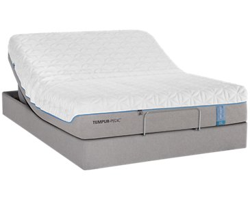 TEMPUR-Cloud® Elite TEMPUR-UP™ Adjustable Mattress Set