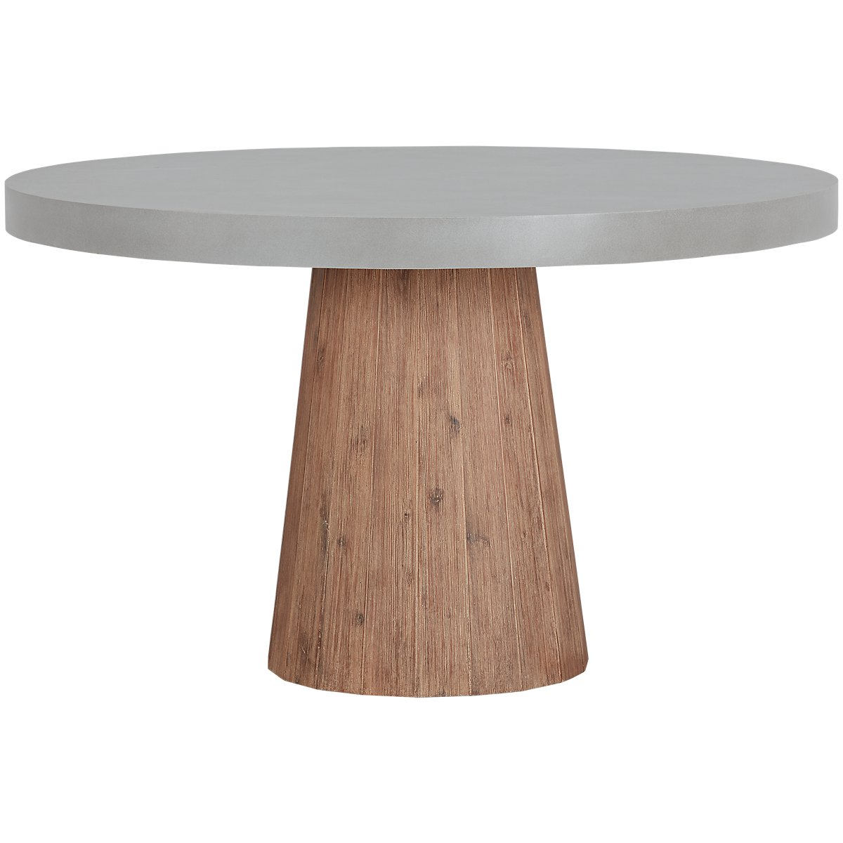 City Furniture Sydney Concrete Round Table