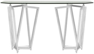 Glass Sofa Table city furniture | living room furniture | sofa tables and console