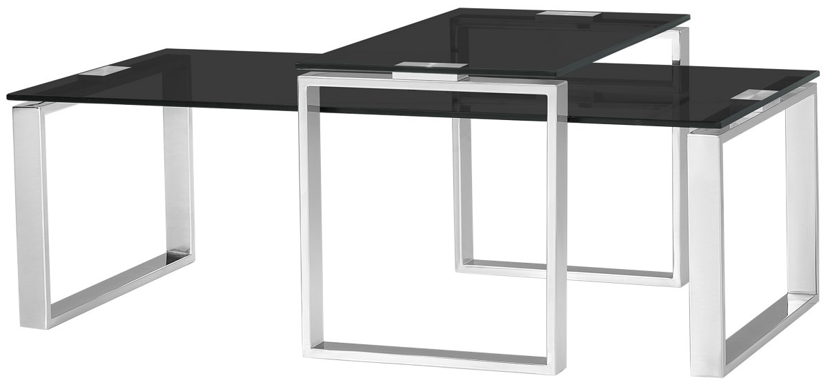 Black Glass Tables city furniture | living room furniture | coffee tables and