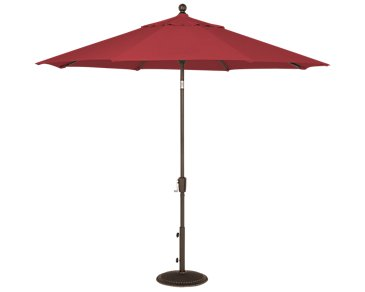 Maui Red Umbrella Set