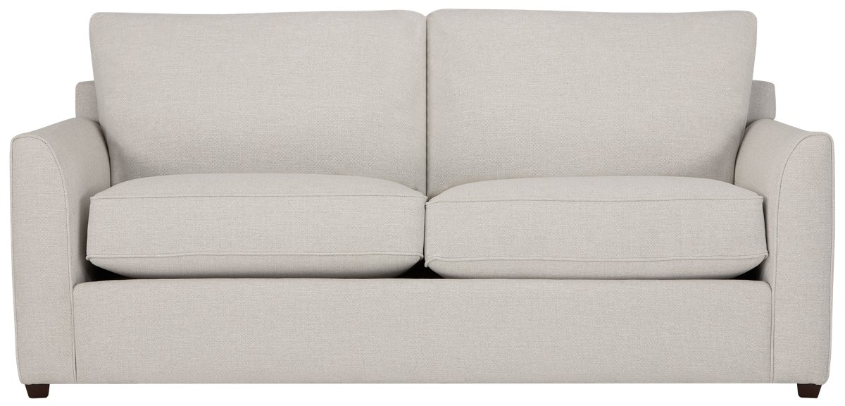 City Furniture Asheville Light Taupe Fabric Innerspring