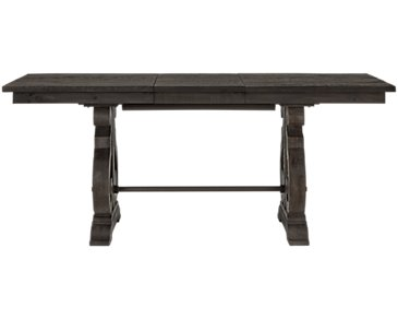 Sonoma Dark Tone High Dining Table
