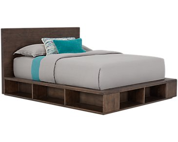 Mckinney Mid Tone Panel Bed