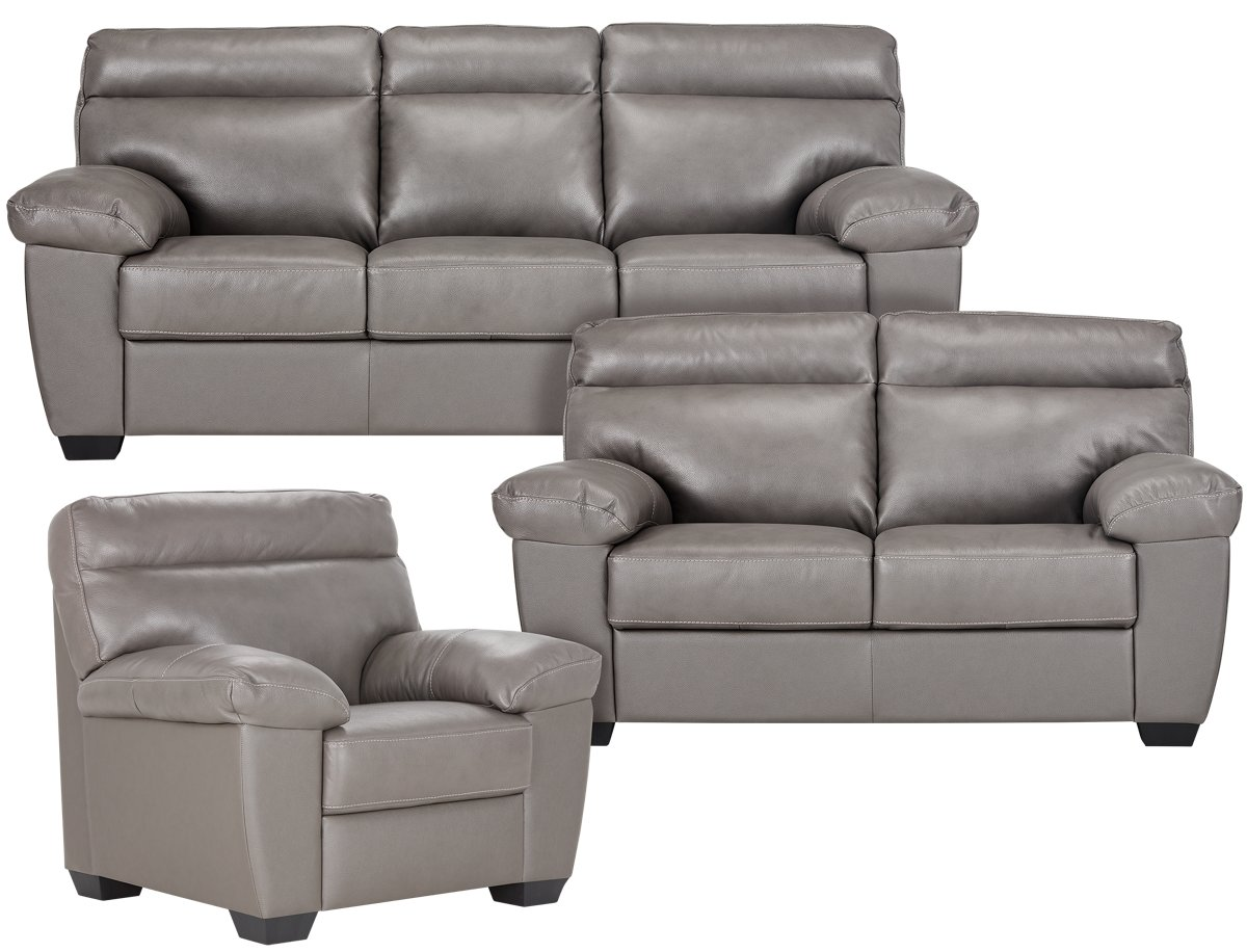 city furniture devon gray leather living room devon gray leather living room