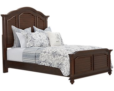 Savannah Dark Tone Mansion Bed