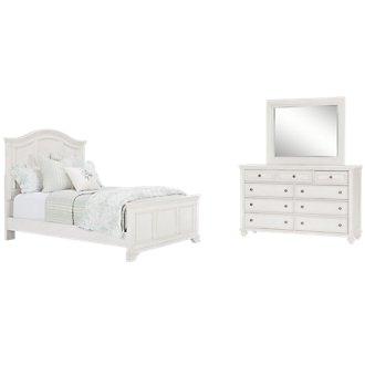 Savannah Ivory Panel Bedroom