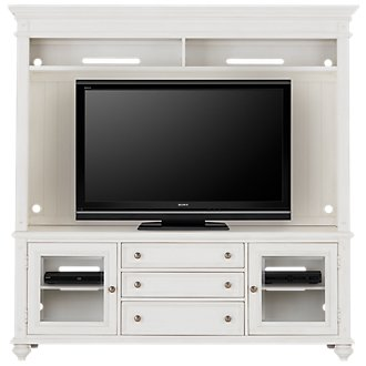 Savannah Ivory Entertainment Unit
