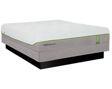 TEMPUR-Flex® Elite Low-Profile Mattress Set