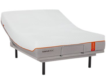 TEMPUR-Contour™ Elite TEMPUR-Ergo™ Plus Adjustable Mattress Set