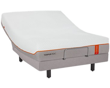 TEMPUR-Contour™ Elite TEMPUR-Ergo™ Premier Adjustable Mattress Set