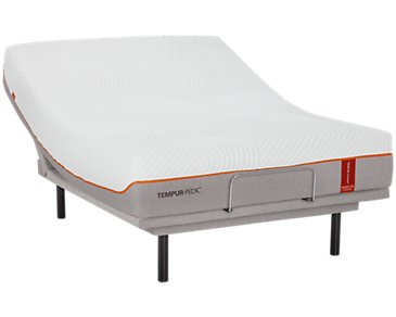 TEMPUR-Contour™ Rhapsody Luxe TEMPUR-Ergo™ Plus Adjustable Mattress Set