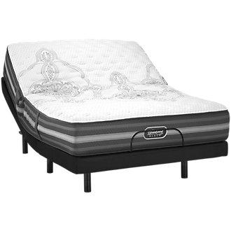 Beautyrest Black Calista Extra Firm Innerspring Elevate Adjustable Mattress Set