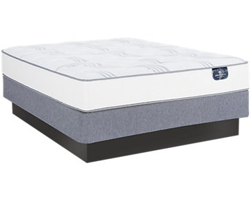 Serta Perfect Sleeper Cobbins Plush Mattress Set