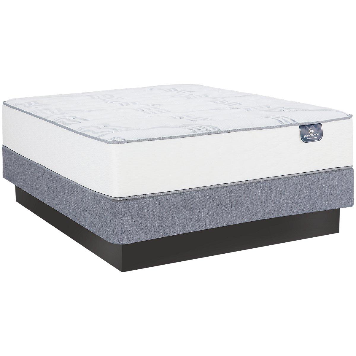 Serta Perfect Sleeper Blomquist Luxury Firm Mattress Set