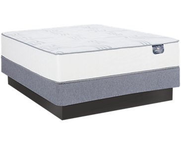 Serta Perfect Sleeper Blomquist Luxury Firm Mattress Set