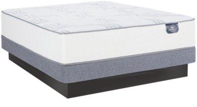 Serta Perfect Sleeper Blomquist Luxury Firm Low-Profile Mattress Set