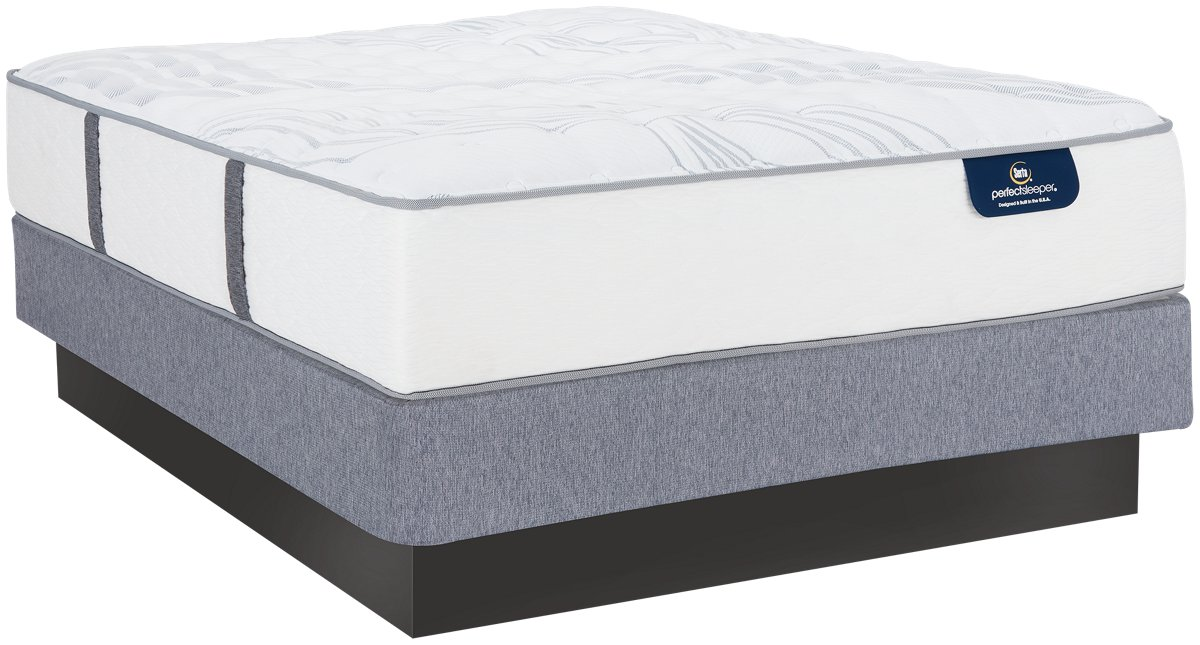 Serta Perfect Sleeper Ridgley Luxury Firm Innerspring Mattress Set