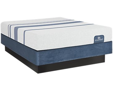 Serta iComfort Blue 100 Firm Mattress Set