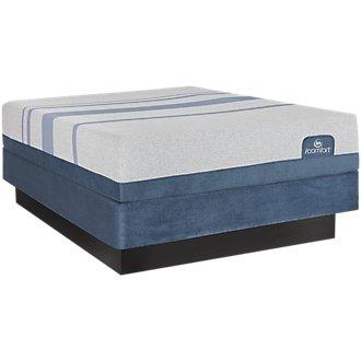 Serta iComfort Blue Max 1000 Plush Mattress Set