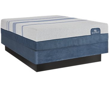 Serta iComfort Blue Max 3000 Plush Mattress Set