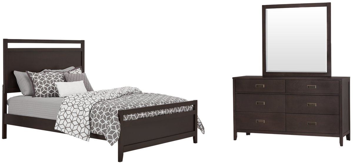 city furniture bedroom furniture complete bedroom sets chatham dark tone panel bedroom