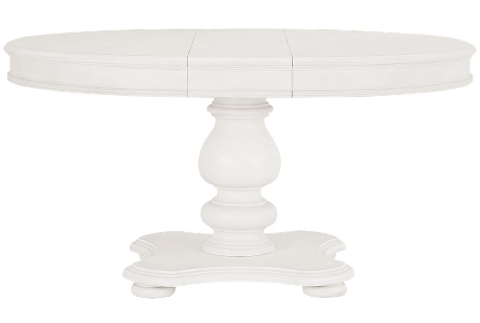 Savannah Ivory  Round Table