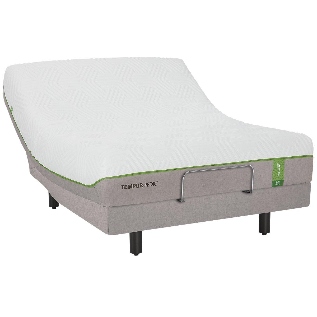 City furniture tempur flex elite mattress for Furniture mattress city
