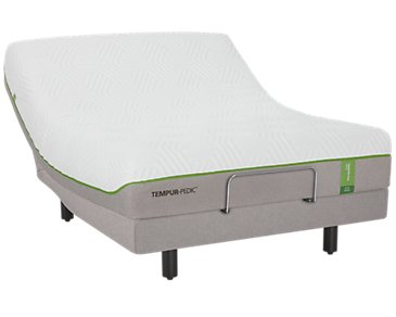 TEMPUR-Flex® Elite TEMPUR-Ergo™ Premier Adjustable Mattress Set
