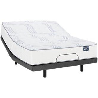 Serta Perfect Sleeper Blomquist Luxury Firm Elite Adjustable Mattress Set
