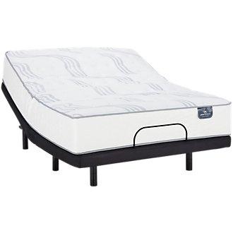 Serta Perfect Sleeper Blomquist Luxury Firm Elevate Adjustable Mattress Set