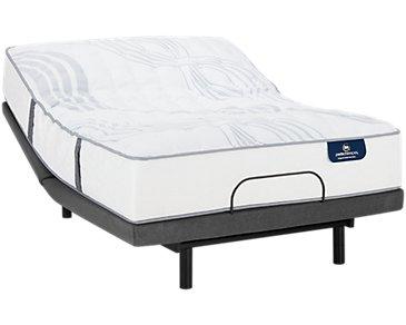 Serta Perfect Sleeper Ridgley Luxury Firm Select Adjustable Mattress Set