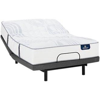Serta Perfect Sleeper Ridgley Luxury Firm Deluxe Adjustable Mattress Set