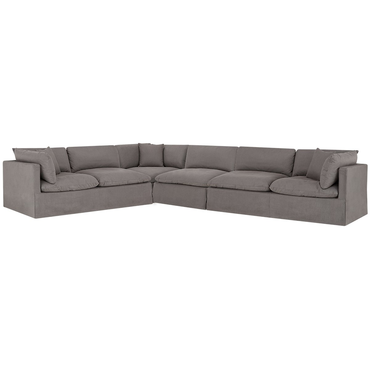 timothy fabric oulton sectional sofa products ts furniture leather sofas gray grey living in pillow