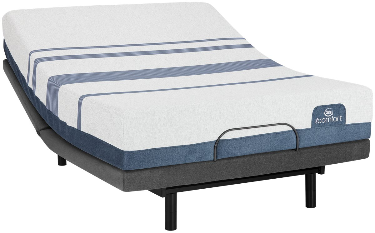 City Furniture Serta Icomfort Blue 300 Firm Deluxe