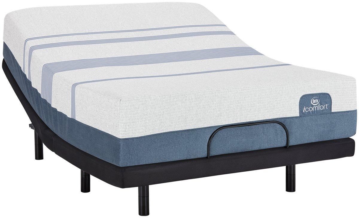 Serta Icomfort Reviews >> City Furniture: Serta iComfort Blue Max 3000 Plush Elevate ...