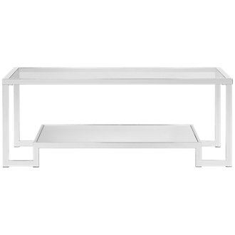 Allure Glass Coffee Table