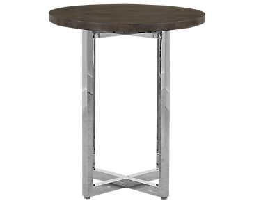Amalfi Wood Pub Table