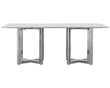 Amalfi Marble Rectangular Table
