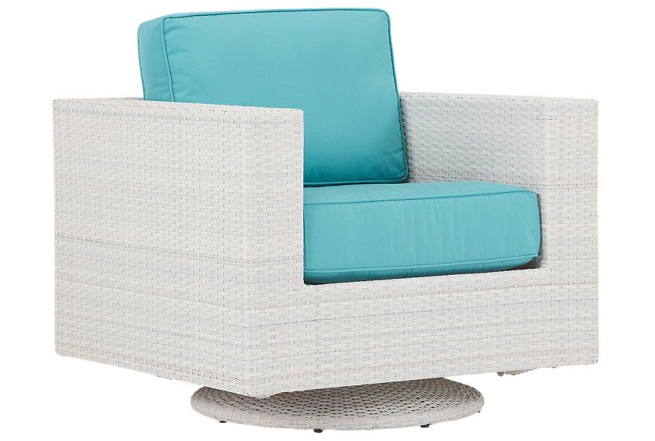 Groovy Biscayne Dark Teal Swivel Chair Outdoor Chairs City Unemploymentrelief Wooden Chair Designs For Living Room Unemploymentrelieforg