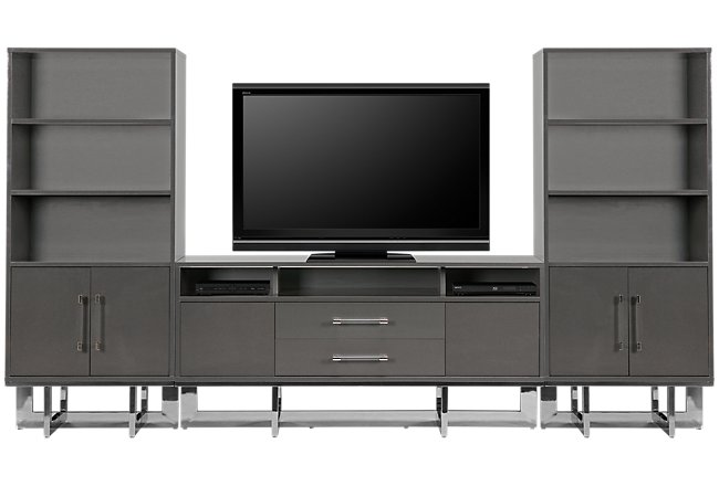 Cortina Gray Entertainment Unit