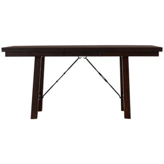 Jax Dark Tone High Dining Table