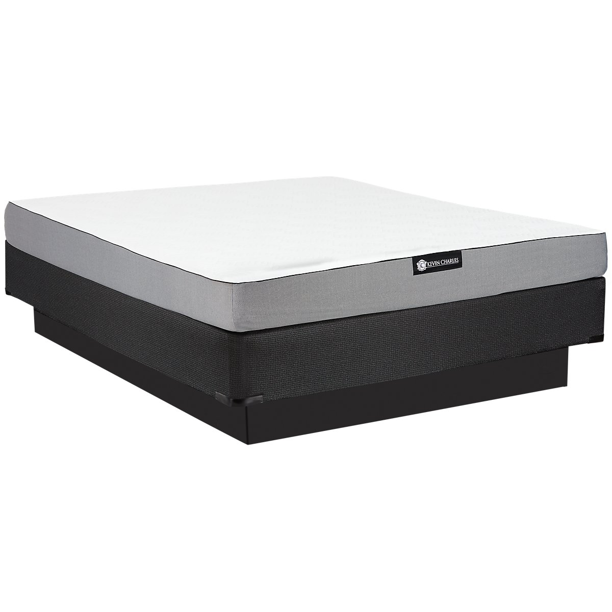 City furniture slumber firm memory foam mattress set Memory foam mattress set