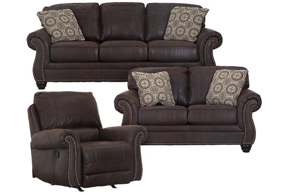 Breville Dark Brown Micro Living Room