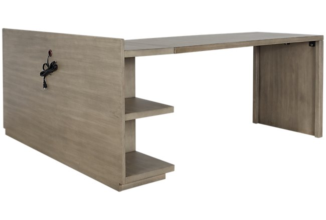 Vista Light Tone Return Desk