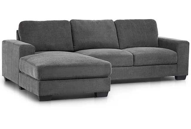 City Furniture Living Room Sectional Sofas