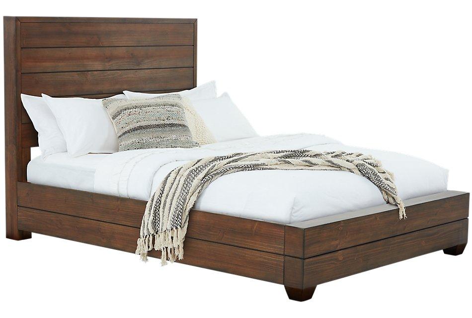 Framework Mid Tone Panel Bed
