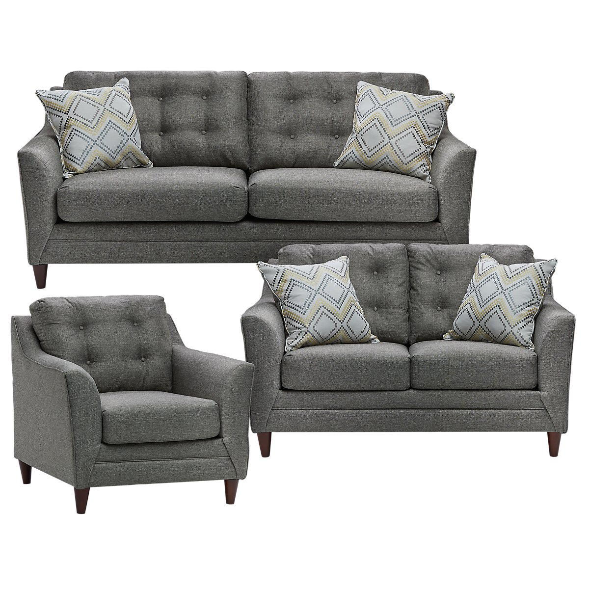 Jensen Fabric Sofa Bed Review Home Co