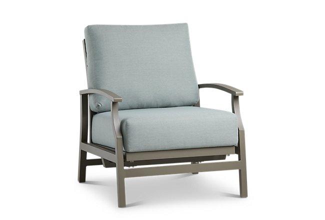 Raleigh Teal Chair